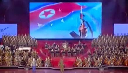North Korea Drops Nuclear Bomb On US City In Chilling WW3 Simulation Released By Kim Jong-un