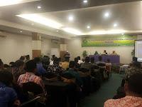 Kemenag Riau Sosialisasikan Penilaian Angka Kredit Bagi Penghulu