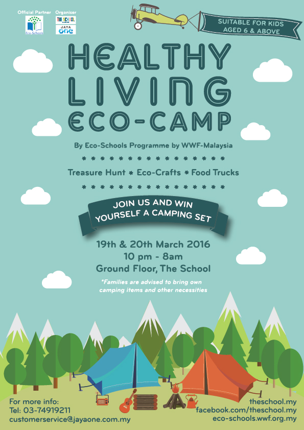 Healthy Living Eco-Camp