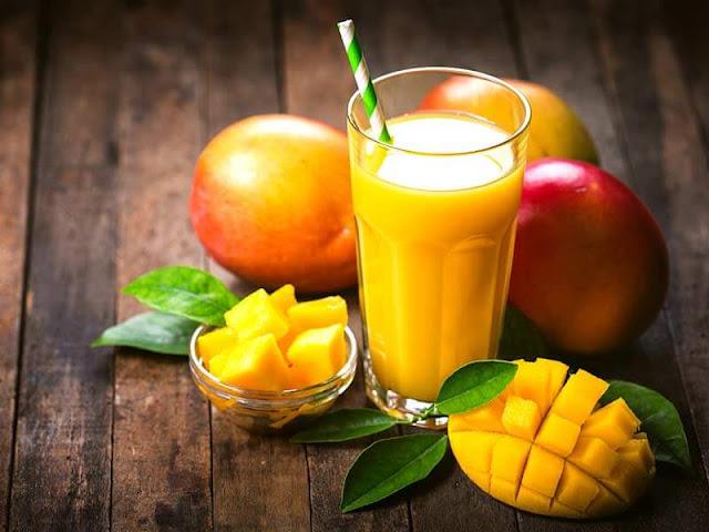 mango juice :juice