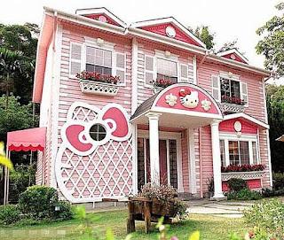 Gambar Rumah Hello Kitty Asli 2