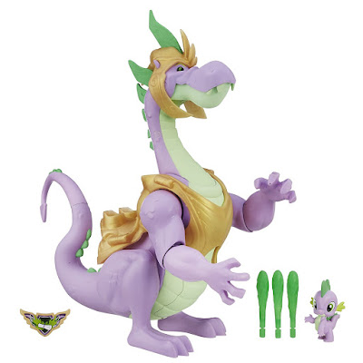 Guardians of Harmony Spike the Dragon