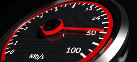 speed test velocidade da internet