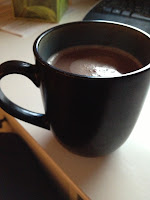How to make rum chata hot cocoa from DIYDanielle.com
