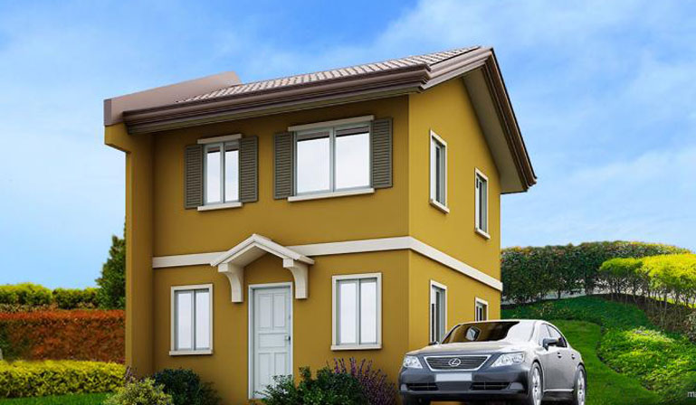 Camella Homes Camella Carson Cara House And Lot For