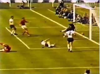 Gol 1966, Mundial Inglaterra, gol fantasma, Inglaterra - R.F.A.