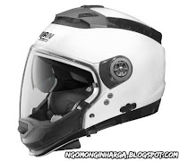 N44 Trilogy Solid Helmet