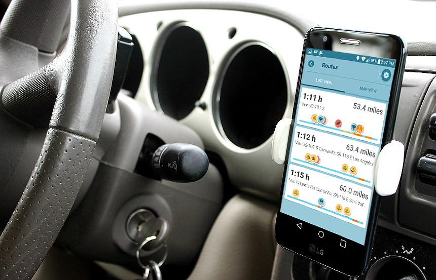The Waze application has an option to disable your phone when your car reaches a certain speed, to discourage texting while driving during Summer travel! #SummerIsForSavings #WFM1 #AD