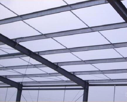 Steel Structure Building Components