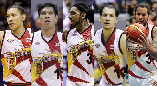 LIST: 5 Players of SMB who scored 20 and more Game 2 against Ginebra