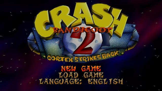 Crash Bandicoot 2: Cortex Strikes Back - Captura 1