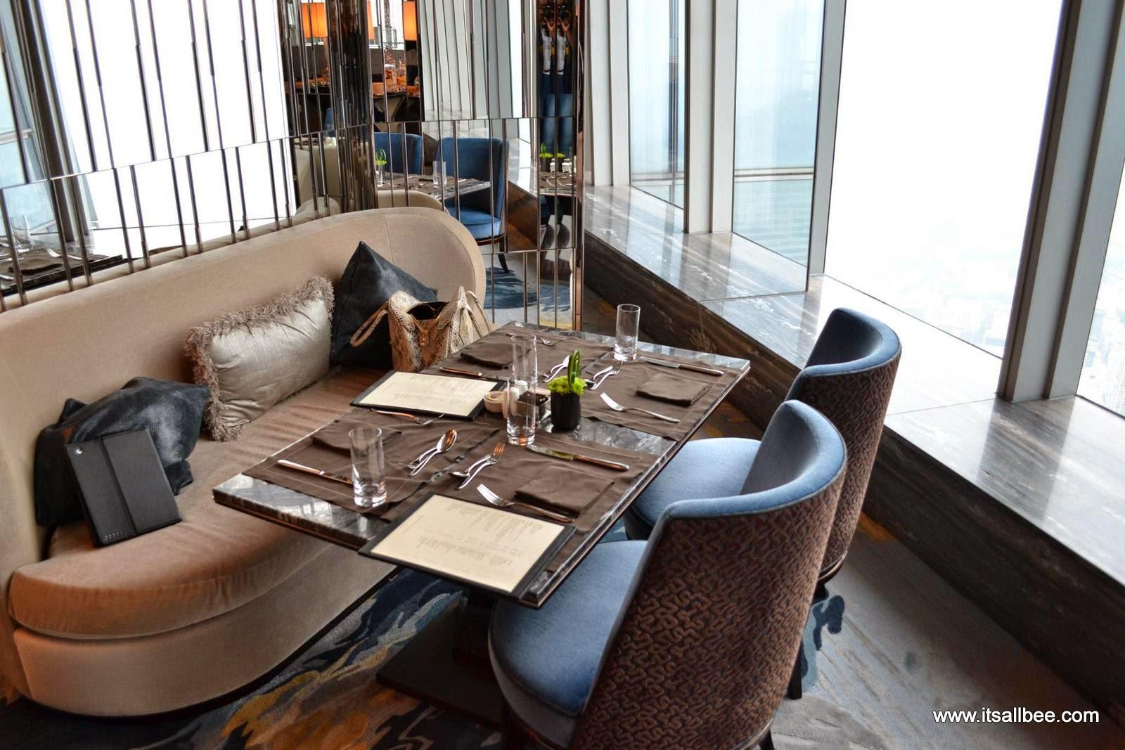 Cafe 103 | High Tea At The Ritz Carlton Hotel In Hong Kong