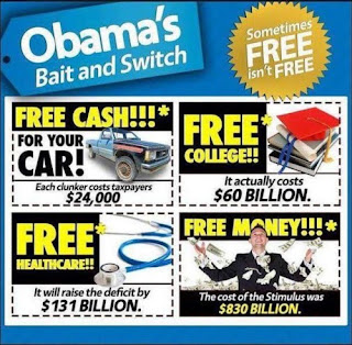 Obama's bait and switch
