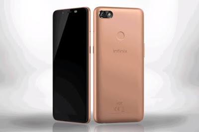 Infinix Hot 6X: Baterai 4000 mAh, Harga Cuma 1 Jutaan
