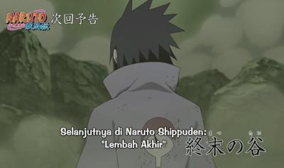 Naruto Shippuden Episode 475 Sub Indo