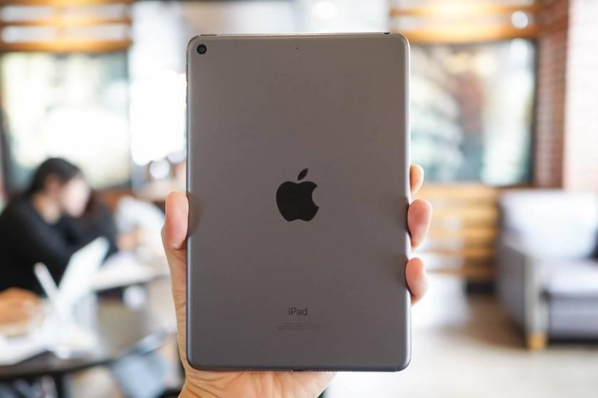 iPad mini 5 new