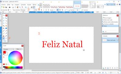 Letras contorno 2 (texto normal)