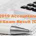 May 2019 Accountancy Board Exam Result (CPA)