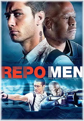 Repo Men 2010 Dual Audio 480p BluRay 400MB Poster