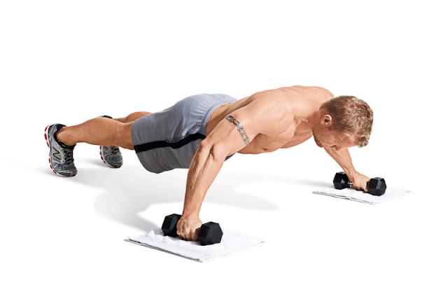 Best Chest Exercises of All Time - 30 Exercise - Prone Flye