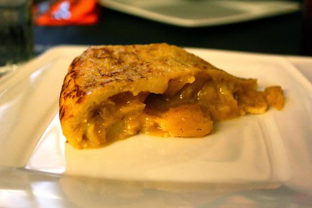 Tortilla de patata del Txirimiri - tapas en Madrid