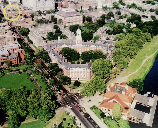 Onde fica Harvard