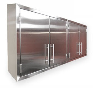 Wall Cabinet Stainless Steel