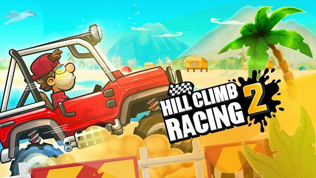 تحميل لعبة السباق Hill Climb Racing 2 كاملة مهكرة للاندرويد اخر تحديث