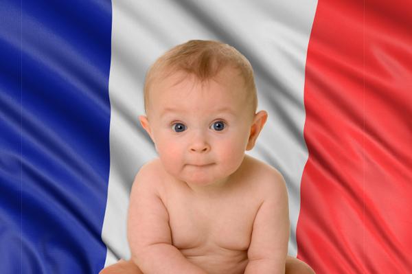Nama Bayi dengan Nama Depan Muslim di Prancis Meningkat