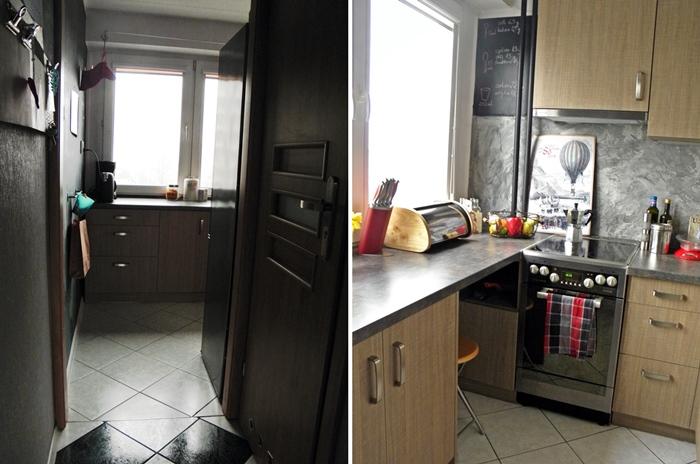 moja kuchnia po zmianach | levelupstudio