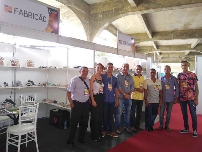 Presidente da Amde participa da abertura da Gira Calçados e oportuniza novos negócios para Vila do Artesão e Fabricão