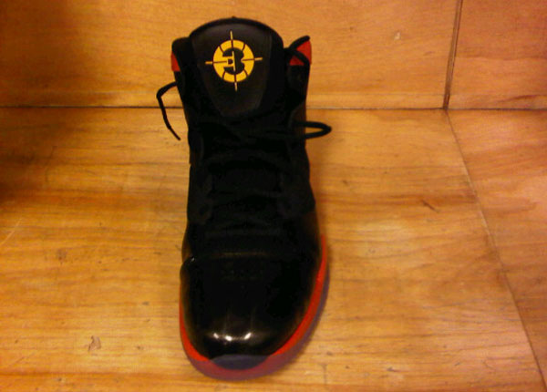 "716908c36221cf Here is a look at the Jordan Fly Wade – Miami Heat ""Away"" PE Sneaker"