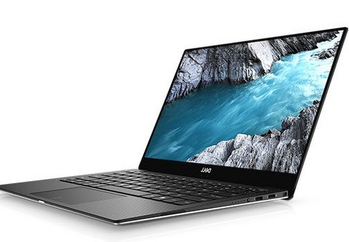 Dell XPS 13 - 2018 model technical options and cusomization