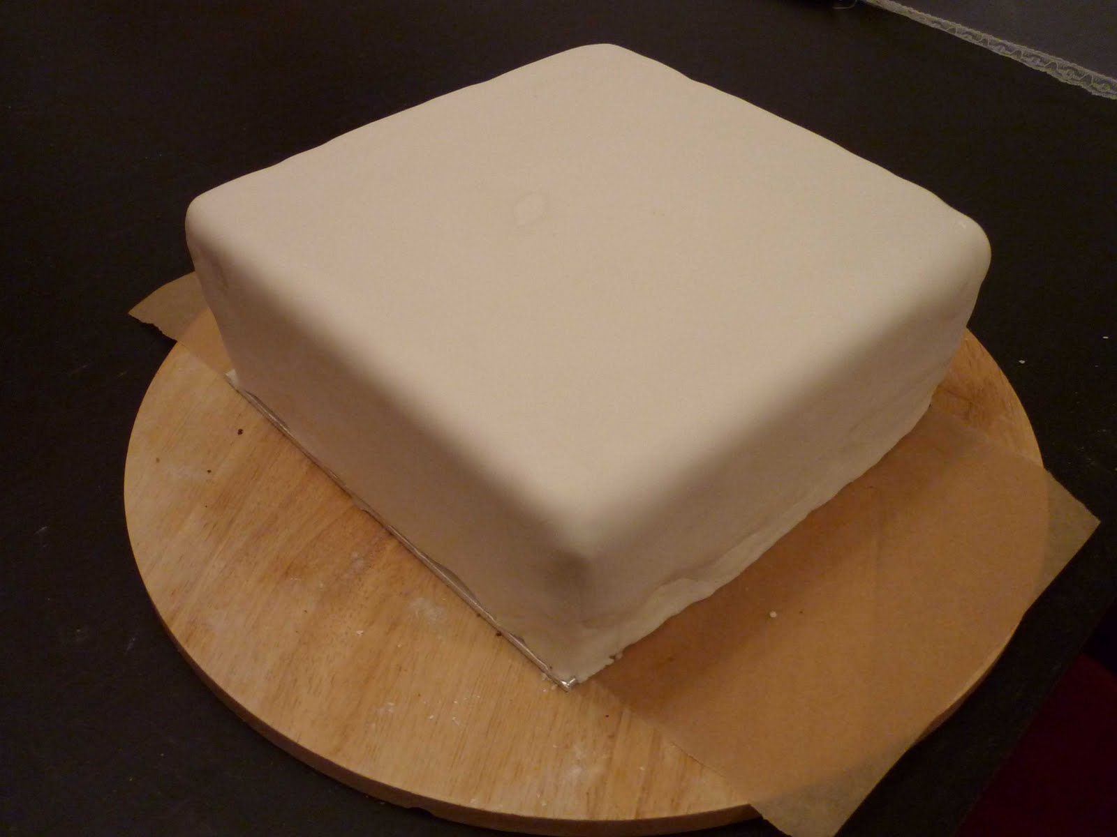 Inch Cake Square Chocolate Cake Recipe