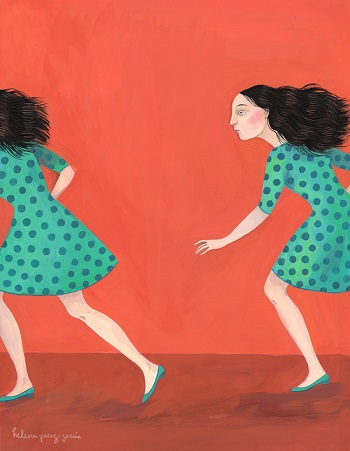 """The chase"" - Helena Perez Garcia 