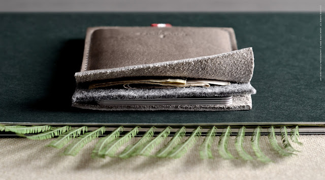 Wild Pocket Wallet - Hand Graft - Front