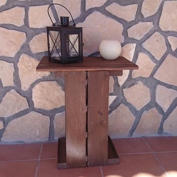 La Maleta De Rayas Cómo Hacer Una Mesa Con Cajas De Fruta