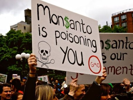 Diputados prohíben entrada de Monsanto al Parlamento Europeo