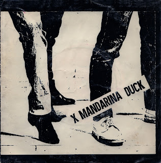 X MANDARINA DUCK - NON STOP front