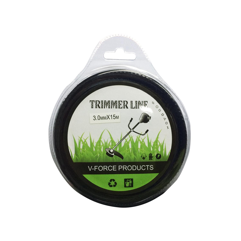 เอ็นตัดหญ้า 3.0 มิล (สีดำ)