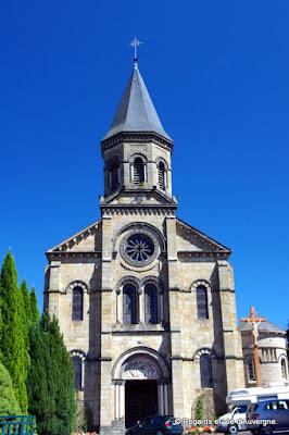 La Bourboule, Puy-de-Dôme, Auvergne.