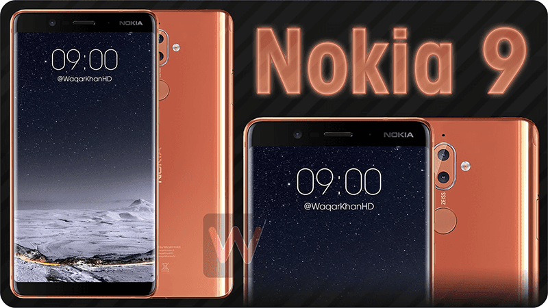 Nokia 9's Alleged Leaked Image Is Absolutely Stunning!