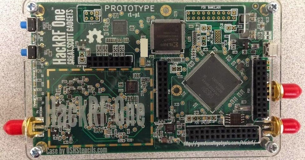 Circular Computing: Part One: HackRF One - Questions and Answers
