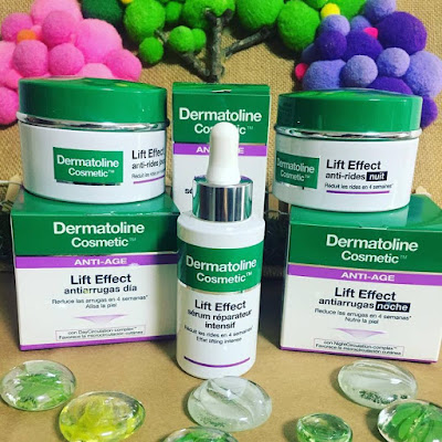 dermatoline, cosmética, antiedad, antiarrugas, antiaging,
