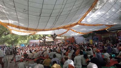 Satyagraha, 13 May 2016, Delhi