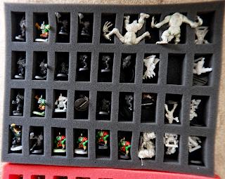 Dwarf & Orc Miniatures