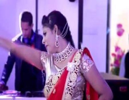 Tamil wedding ColorFull Dance for (darling dambakku and saree ke fall sa)