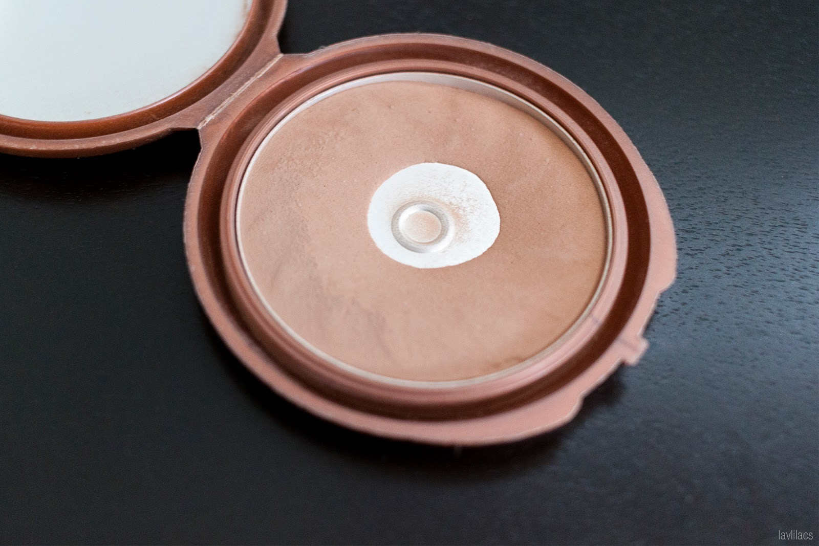 Project Make A Dent 2016 NYC Smooth Skin Bronzing Face Powder 720 Sunny - Before results