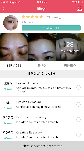 creative eyebrow embroidery review eyelash extension