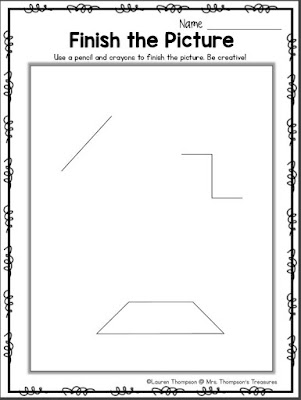 Finish Picture Get Creative 5078200415 on 5 Free Brain Break Printables